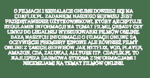 Filmy online - cdaflix.pl